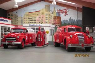 Richardson's Truck Museum in Invercargill