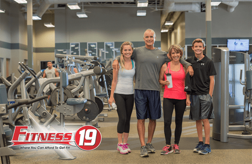 Fitness 19 Fitness Facility Westerville Area Chamber Oh