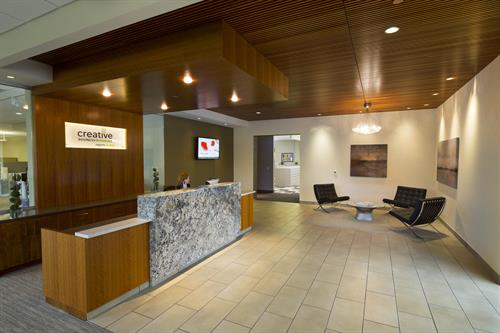 Creative Business Interiors Professional Services And