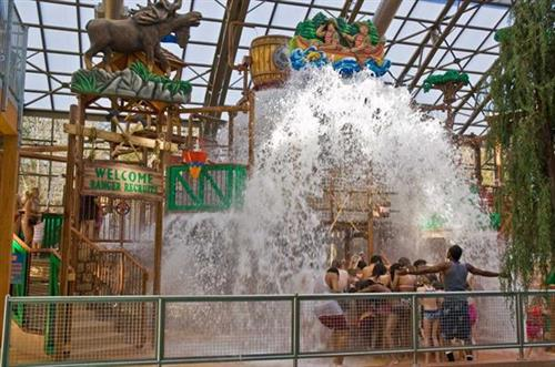The Waterpark  The Villages  Amusement Places  Swimming