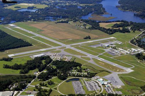 Coastal Carolina Regional Airport  AirportAirlines  New