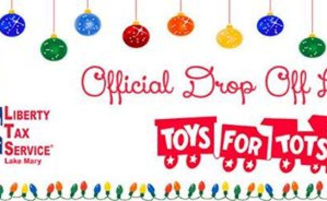 Toys For Tots Drop Off Nov 18 2016 To Dec 19 2016