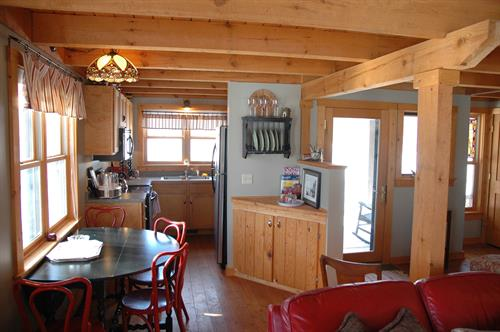 Brickyard Cottage 28  CabinsCottages  Bayfield and the