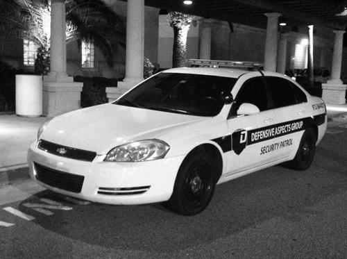 Bodyguard Security Services Brunswick