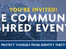 Community Shred Event - May 6, 2017 - Glen Ellyn Chamber ...