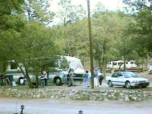Rv Campgrounds Ruidoso New Mexico