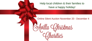 Avilla Christmas Charities Auction 2016