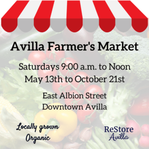 2017 Avilla Farmer's Market