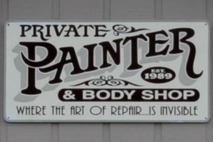 Private Painter Body Shop