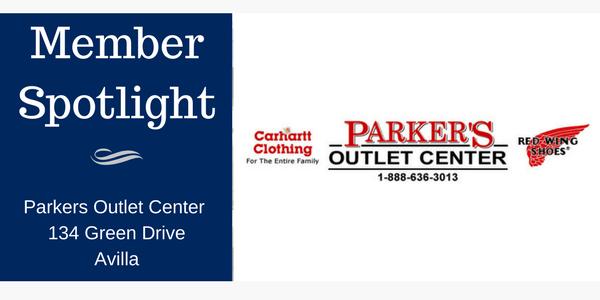 Parkers Outlet Center Member Spotlight