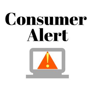 Consumer Alerts