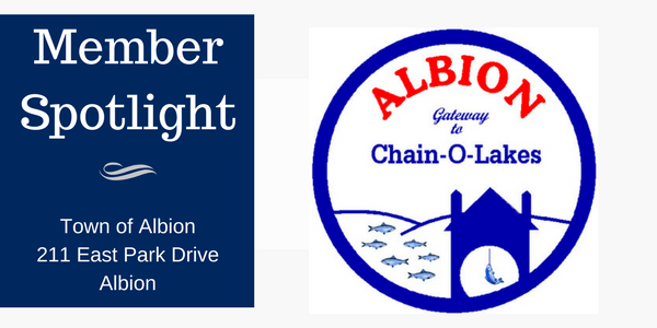 Town of Albion Indiana: Member Spotlight