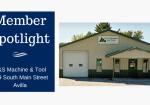 Quality Service & Parts:  S&S Machine & Tool