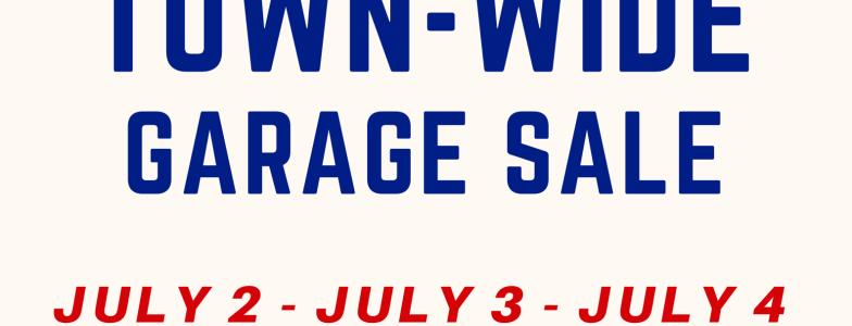 2020 Avilla Town-Wide Garage Sale