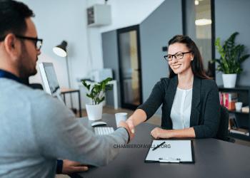 Job Interview Avilla Chamber