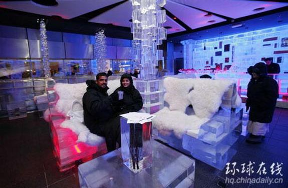 Dubai's Chillout Restaurant (2/4)