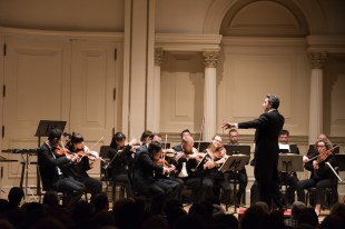 Chamber Orchestra of New York - Director Salvatore Di Vittorio - ROSSINI Il signor Bruschino
