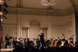 Chamber Orchestra of New York - Director Salvatore Di Vittorio - SALVATORE DI VITTORIO Venus and Adonis