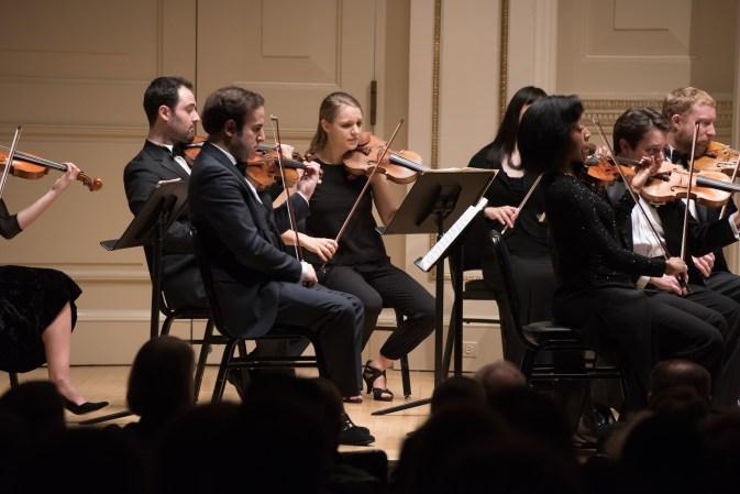 Chamber Orchestra of New York Salvatore Di Vittorio, Music Director and Conductor