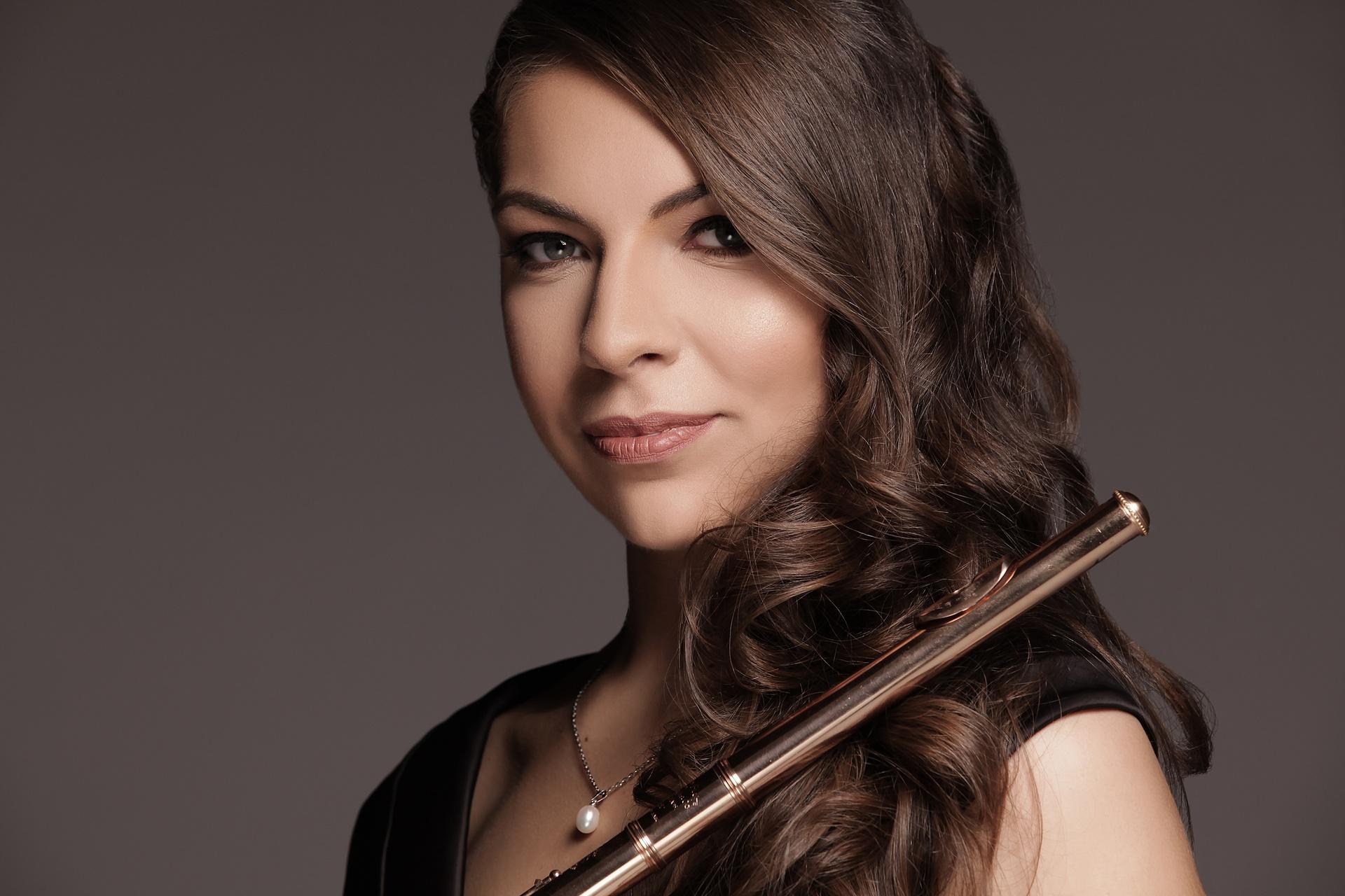 Flute, Ginevra Petrucci, Principal