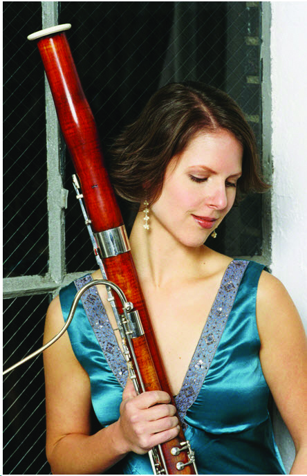 Bassoon, Stephanie Corwin, Principal