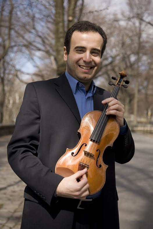Violin 1, Bela Horvath