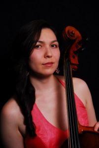 Adele Akiko-Kearns, violoncello - Santa Rosa Symphony