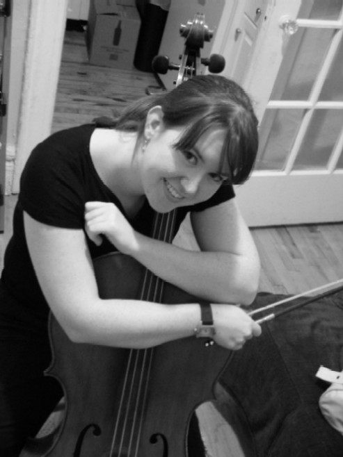 Rachel Tobin, violoncello - Melbourne Symphony