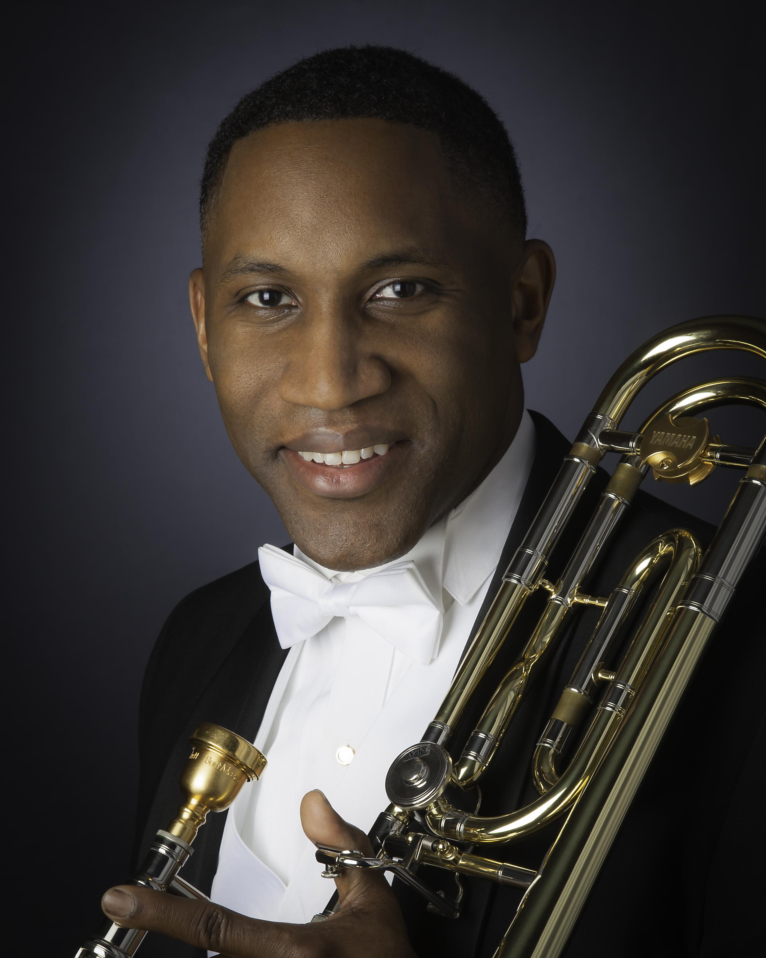 Trombone, Burt Mason, Principal
