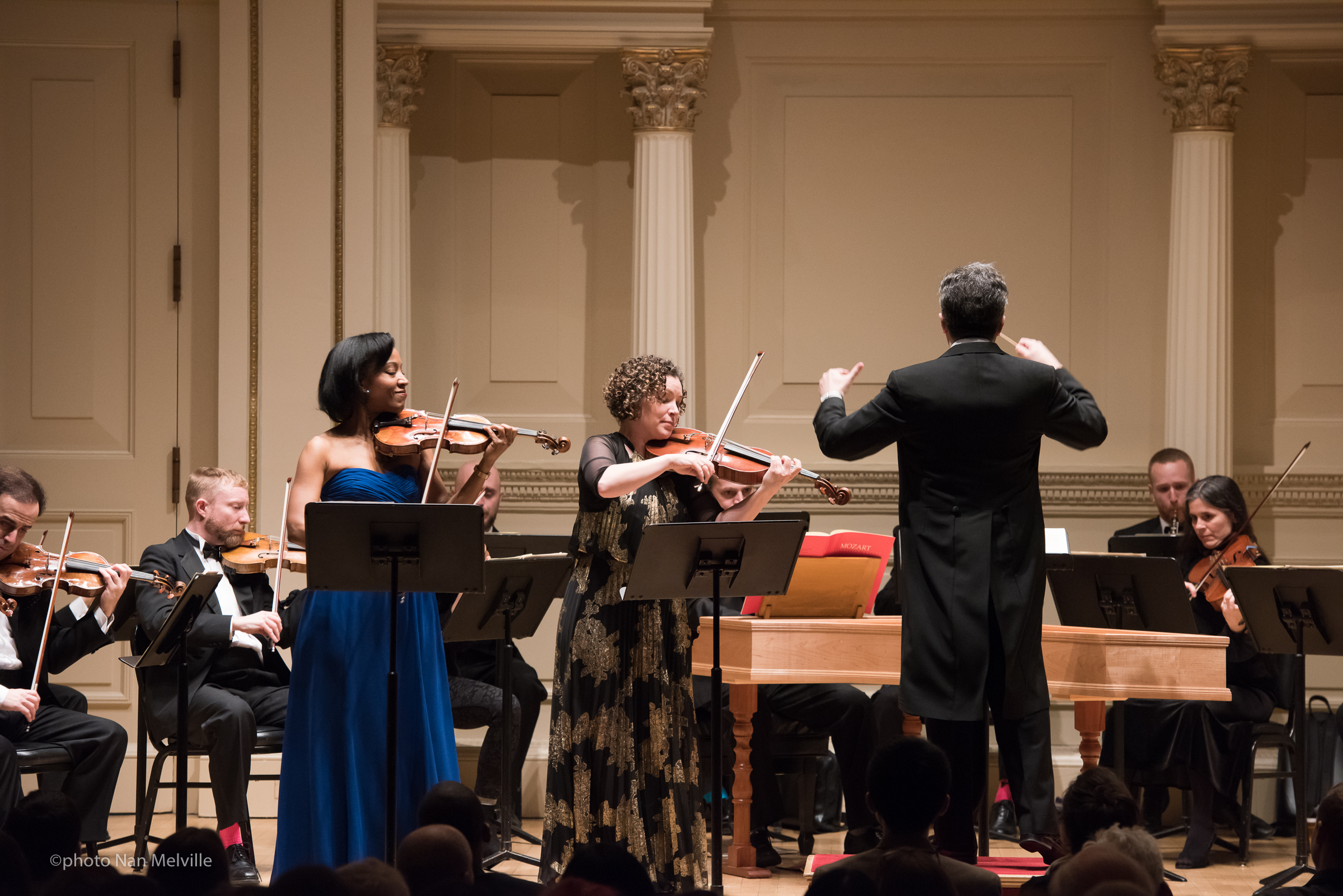 Chamber Orchestra of New York.