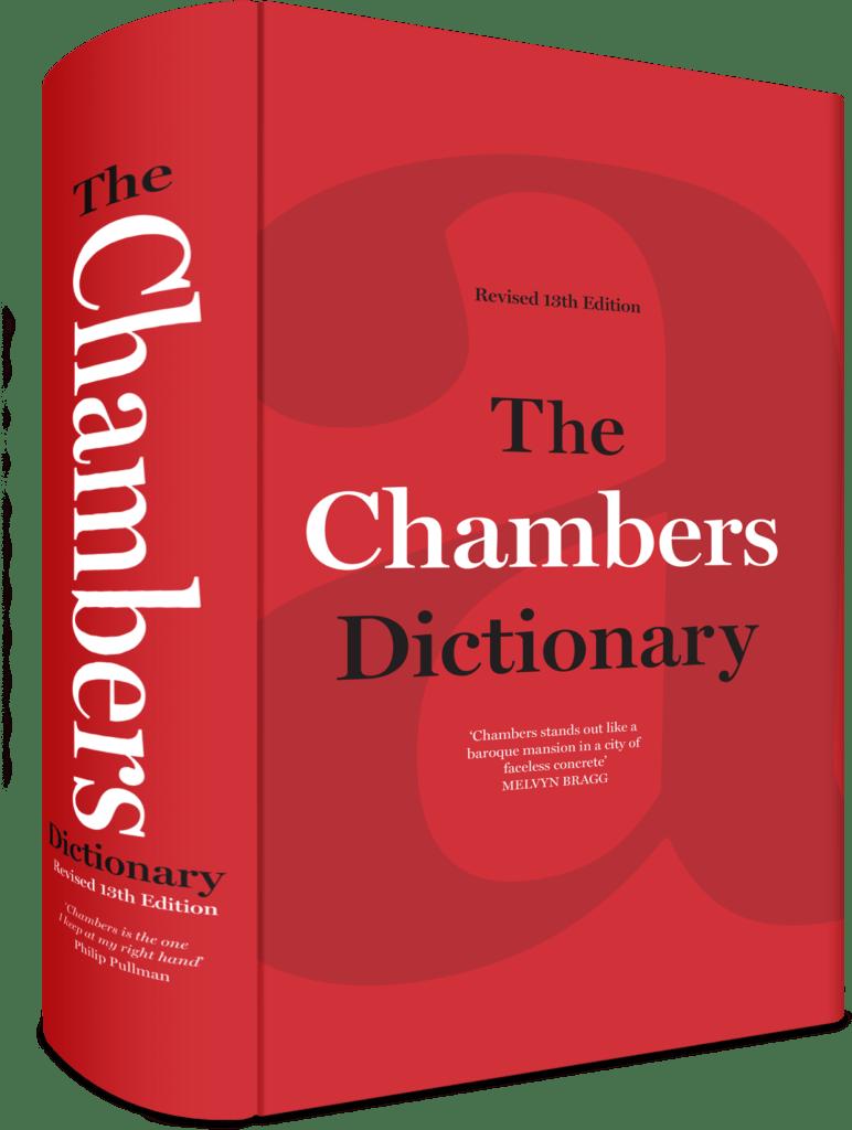 chambers the chambers dictionary