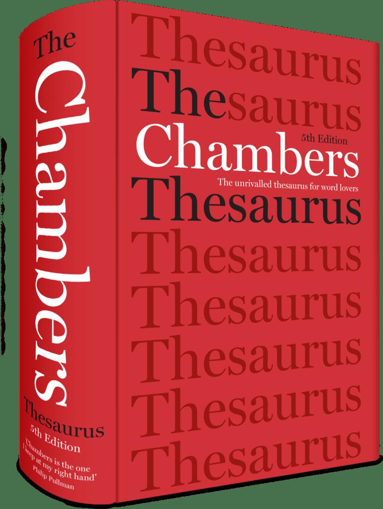 Chambers  The Chambers Thesaurus