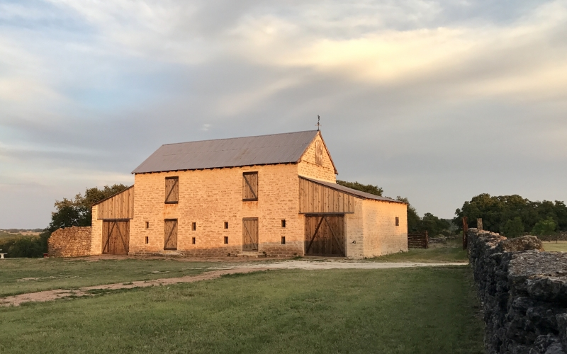 Bosque County Historic Ranch Restoration By Stephen B