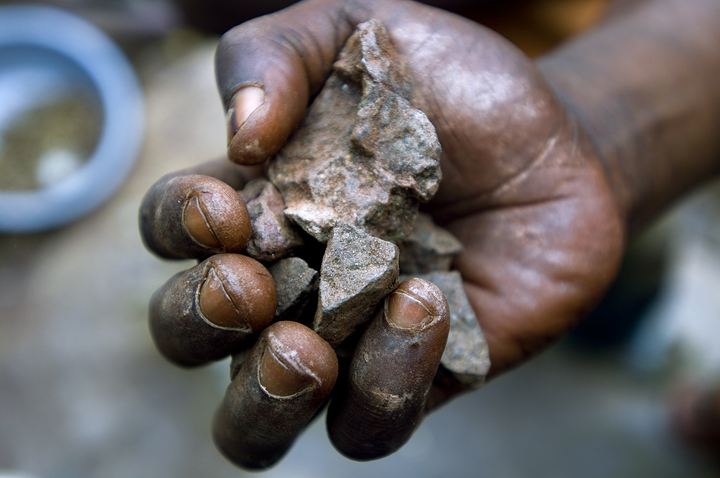 What is Cassiterite?