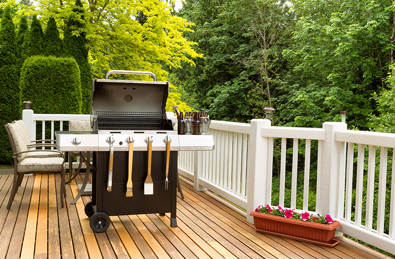 Barbecue Safety Tips