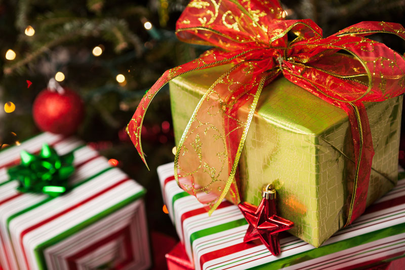 Insuring Your Holiday Presents
