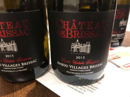Anjou Villages Brissac AOC