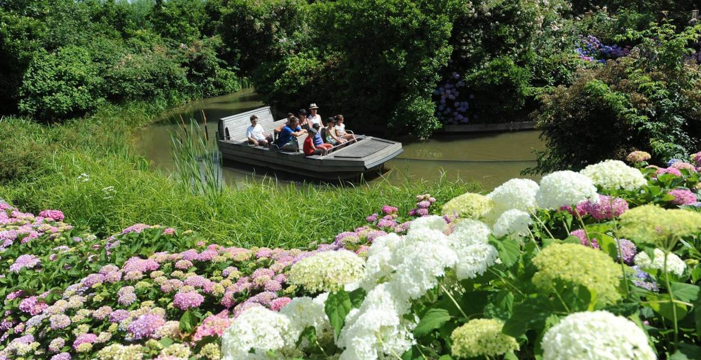 Terra Botanica bateau