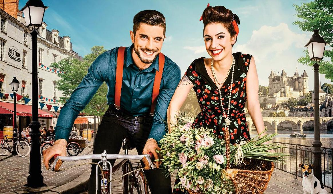 Anjou Vélo Vintage – une façon originale de découvrir l'Anjou