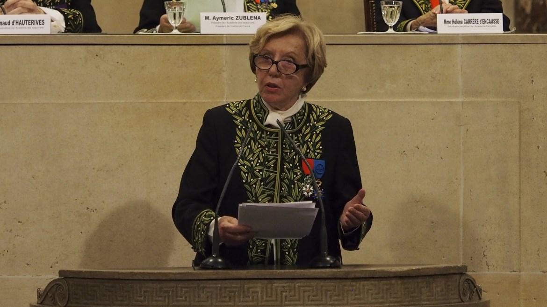 Rencontre avec Danièle Sallenave, académicienne et Ligérienne