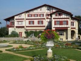 La villa Arnaga à Cambo-les-Bains