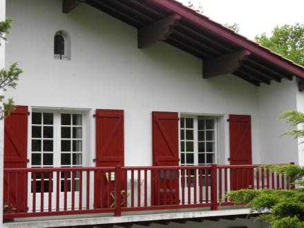 Balcon Taureaux