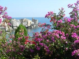 La marine d'Erbalunga dans le cap Corse