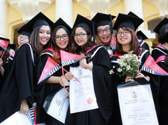 Những trải nghiệm vô giá khi là sinh viên Đại học RMIT