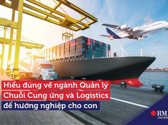 ngành Quản lý Chuỗi cung ứng và Logistics