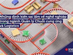 quản lý chuỗi cung ứng & logistics