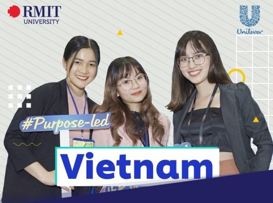 Sinh viên RMIT đại diện VN vào vòng chung kết thế giới Unilever Future Leaders' League