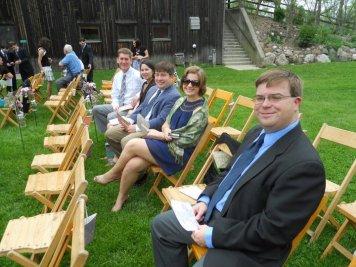 Barbara & Gregg, Ann Arbor, May 2011.