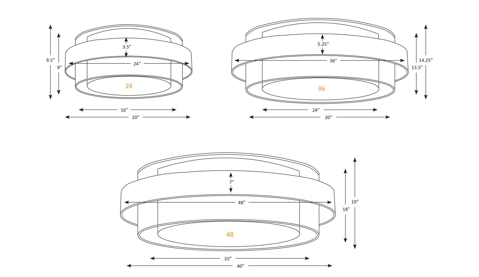 Saturn Pendant Socket