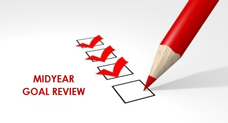 Midyear Goal Review How Far Along Are You?